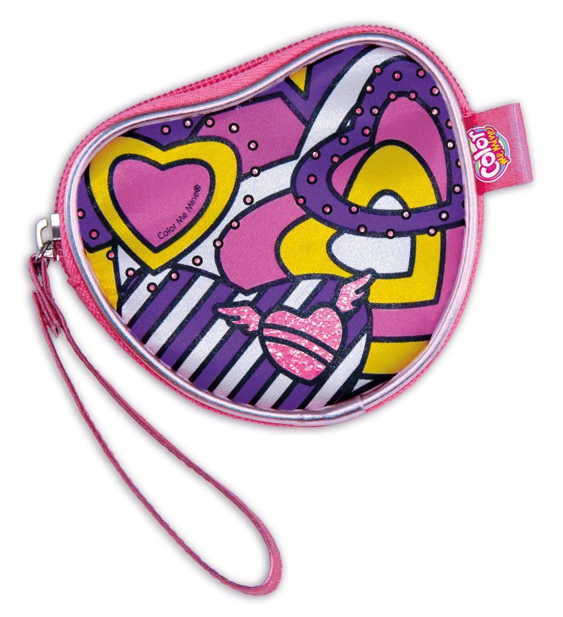 CMM Diamond Party Heart Purse   B00NHPV1I0