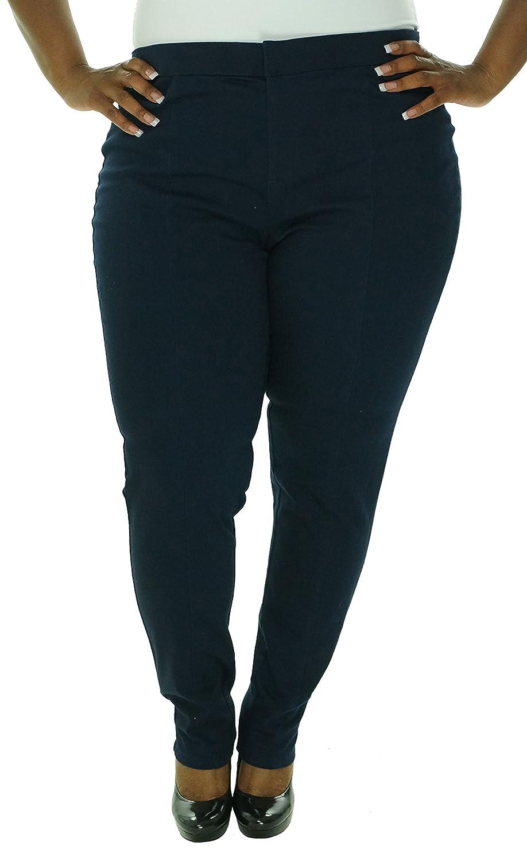 INC Women's Plus Skinny Leg Casual Pants 22w Deep Twilight