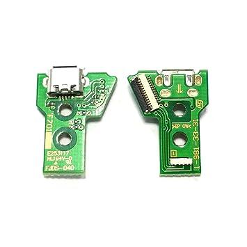 networkshop conector Puerto Micro USB Tarjeta PCB 12 pines ...