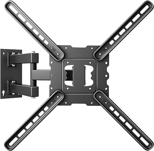 Famgizmo Soporte de Pared para TV 22-55 Pulgadas(55-140cm), Inclinable y Giratorio, Máx Vesa 600x400mm, Carga 50KG(110lbs), para Televisores de Pantalla Plana(LED LCD Plasma 4K 3D): Amazon.es: Electrónica