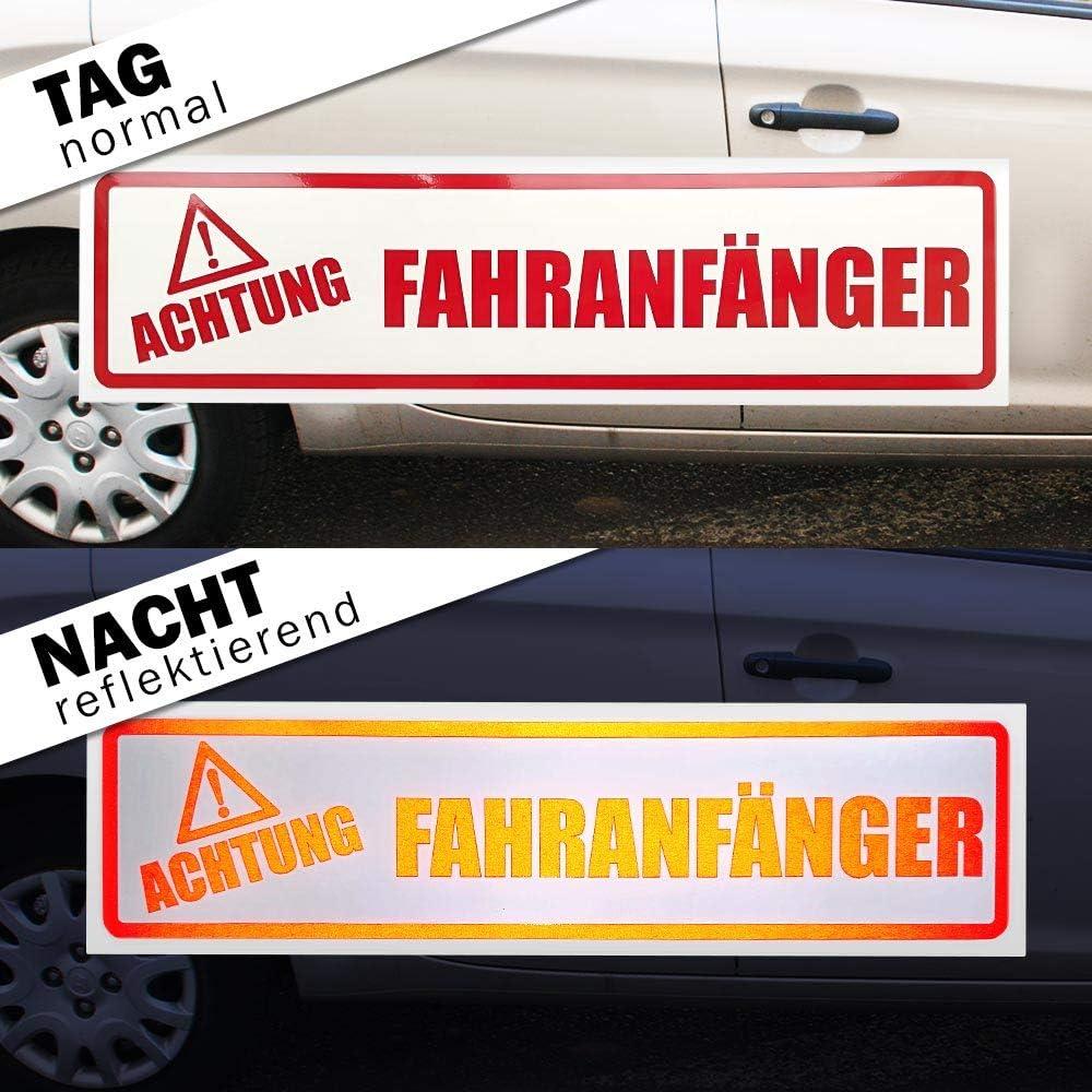 Kiwistar Anf/änger NA und K/ücken Magnetschild Schild magnetisch