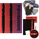 ATEEZ 5Th Mini Album - ZERO : FEVER PART.1 [ DIARY ver. ] CD + Photo Booklet + Diary Booklet + Sticker + Post Cards…