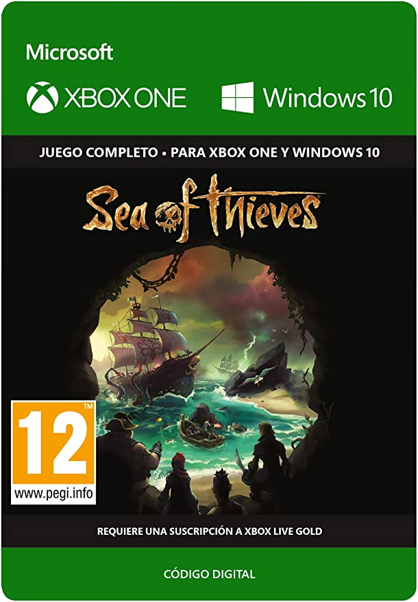 Sea of Thieves | Xbox One - Código de descarga: Amazon.es: Videojuegos