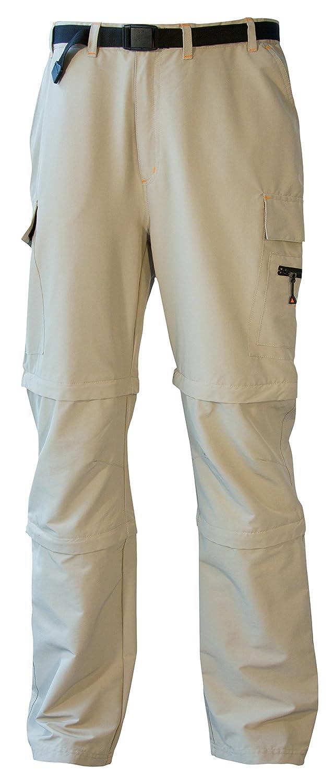 DEPROC-Active Herren Trekking und Wanderhose Kenora Double Zip-Off Hose