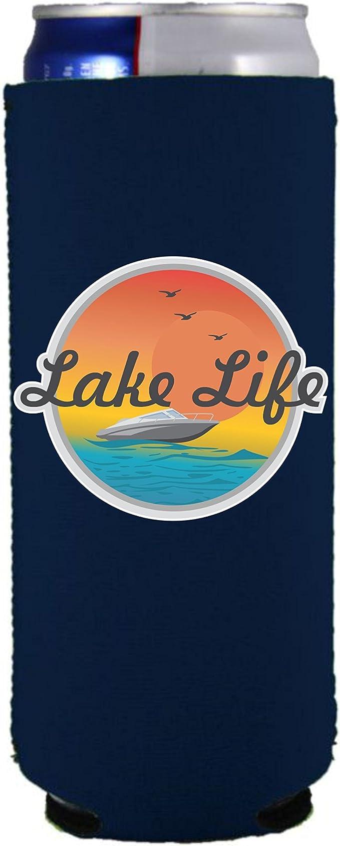 Lake Life Can Cooler