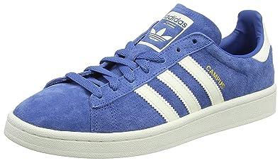 3f13946b0da33f adidas Campus, Chaussures de Gymnastique Homme, Bleu (Trace Blue  F17/chalkwhite/