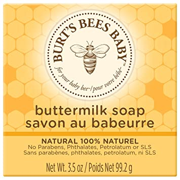Burt\'s Bees Baby Bee Buttermilk Soap, 99g: Amazon.co.uk: Beauty