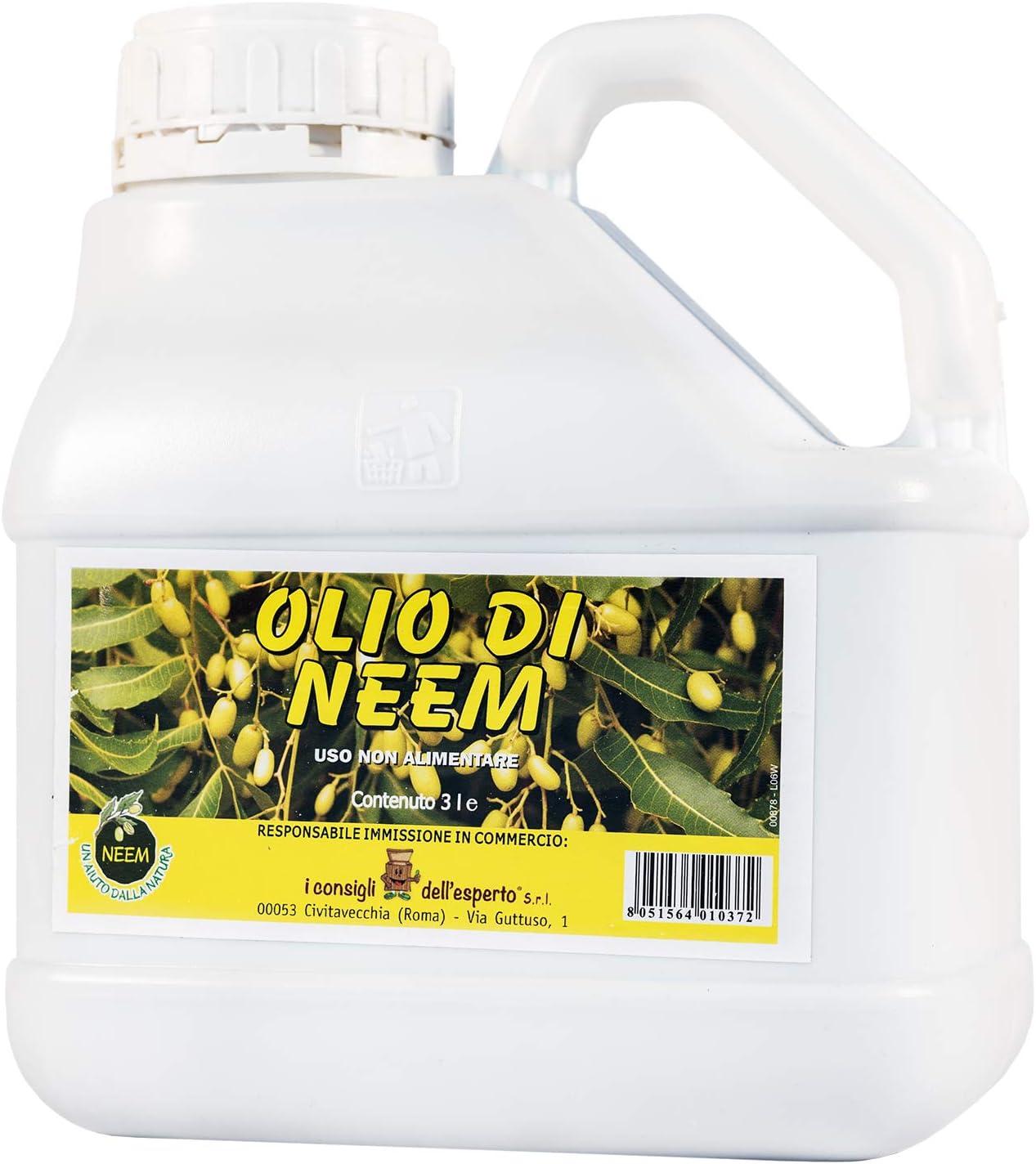Los consejos del experto aceite de neem