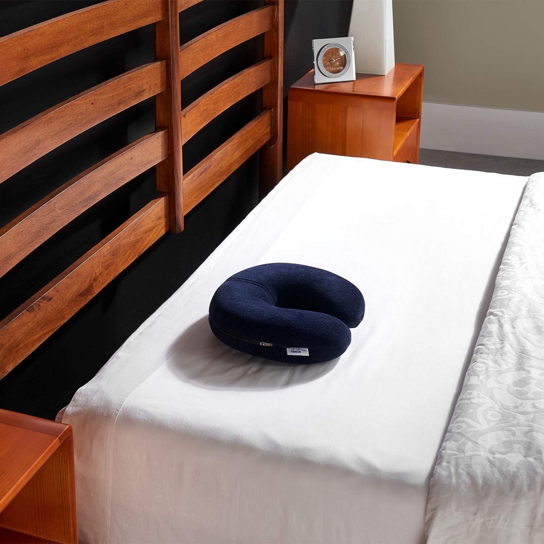 Amazon.com: Tempur Pedic TEMPUR Travel Neck Pillow, Navy: Home
