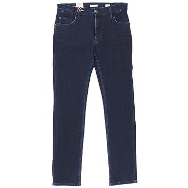 Mustang, Sissy Slim, Damen Jeans Hose, Softdenim, darkblue Stone, W 27 a3bbaa61f5