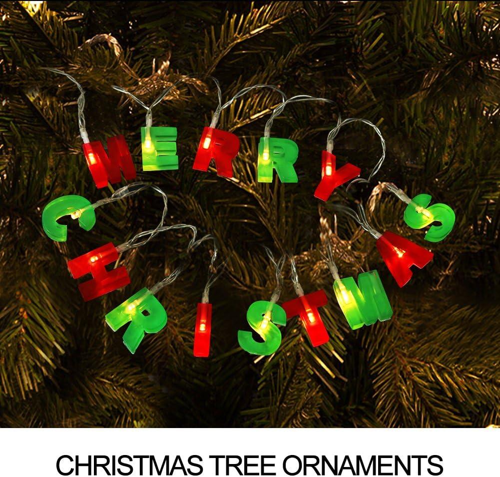 Amazon.com: Bright Zeal - Cartel de Navidad LED (funciona ...