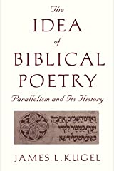 The Idea Of Biblical Poetry Parallelism And Its History border=