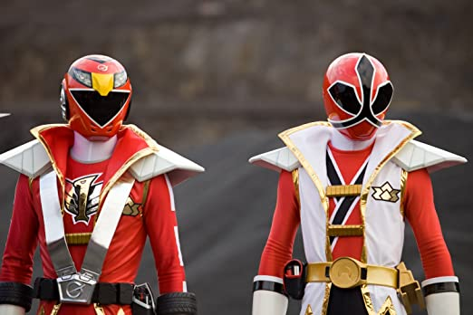 Amazon.com: Power Rangers: Clash Of The Red Rangers - The ...