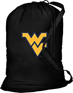 Broad Bay West Virginia University Laundry Bag WVU Clothes Bags
