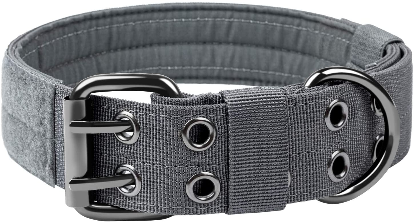 OneTirgris Military Adjustable Dog Collar Review