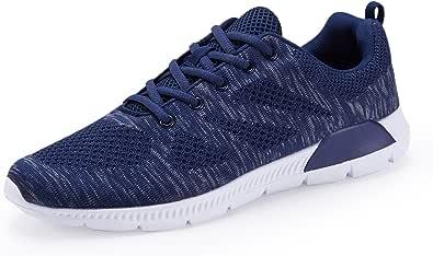 Santiro Zapatos Aire Libre y Deportes Zapatillas de Running para Hombre., azul claro, 46: Amazon.es: Zapatos y complementos