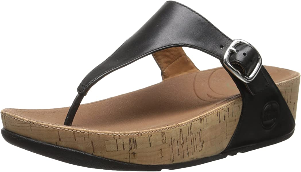 d0f58f8391936 FitFlop Women s The Skinny Cork Leather