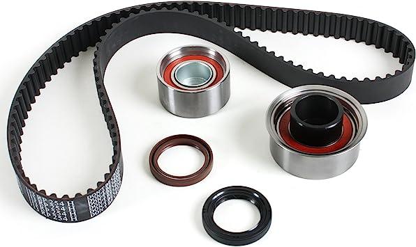 Amazon.com: New TCK284 (113 teeth) Timing Belt Seal Kit for 97-07 Hyundai/Kia  2.0L DOHC Engine G4GF: Automotive | Hyundai Timing Belt |  | Amazon.com