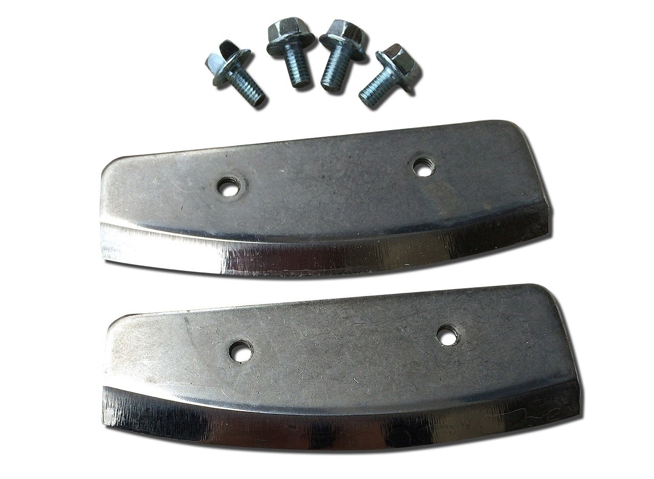 8 Inch Replacement Blades by ThunderBay will fit ION Augers