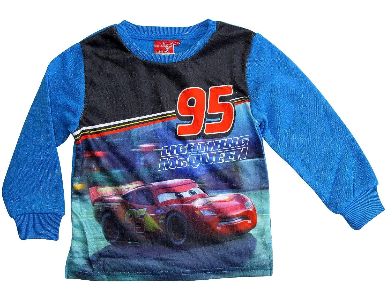Cars 3 Pullover Jungen Disney Lightning McQueen