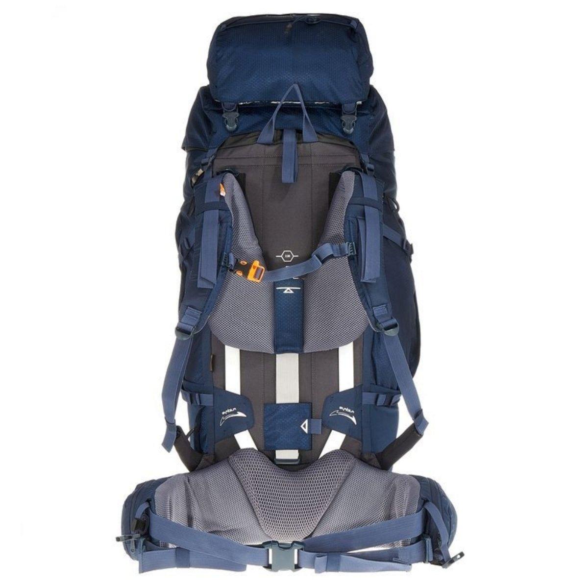acheter pas cher nouvelles promotions le meilleur Decathlon Quechua Symbium 70 + 10L Multiday Trekking Sac à ...