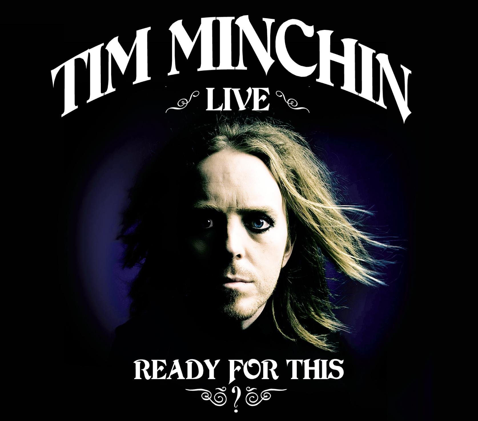Tim Minchin, Live: Ready For This? by Collective Sounds