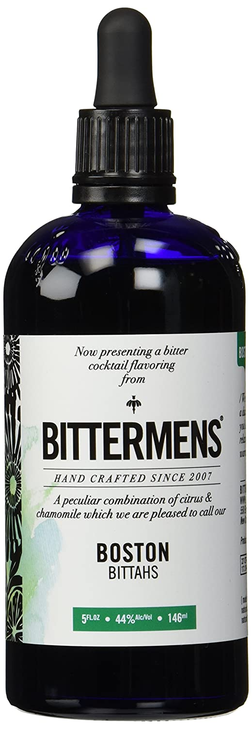Bittermens Boston Bittahs, 5 Fl Oz (Pack of 1)