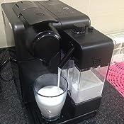 Nespresso DeLonghi Lattissima Touch EN 550W-Cafetera de cápsulas ...