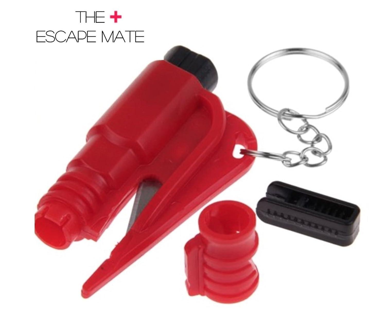 Amazon.es: El Escape mate - Llavero, diseño de 3 en 1 coche ...