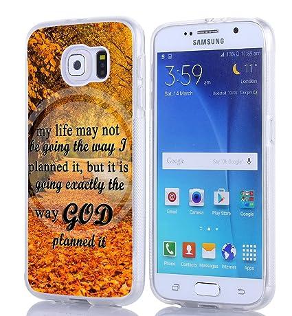 Amazon.com: S6 Funda, Funda para Samsung Galaxy S6 Colorido ...