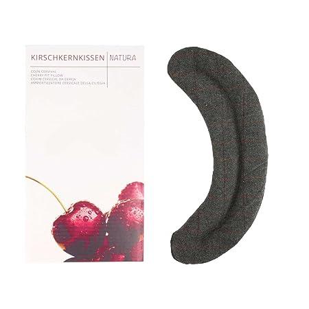 UMOI Schulter & Nacken Kirschkernkissen mit 500 Gramm Kirschkernen (Oxford)