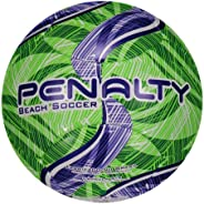 Bola Beach Soccer Fusion IX Penalty 70 cm Verde