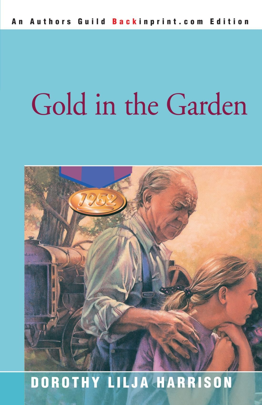 Gold in the Garden ebook
