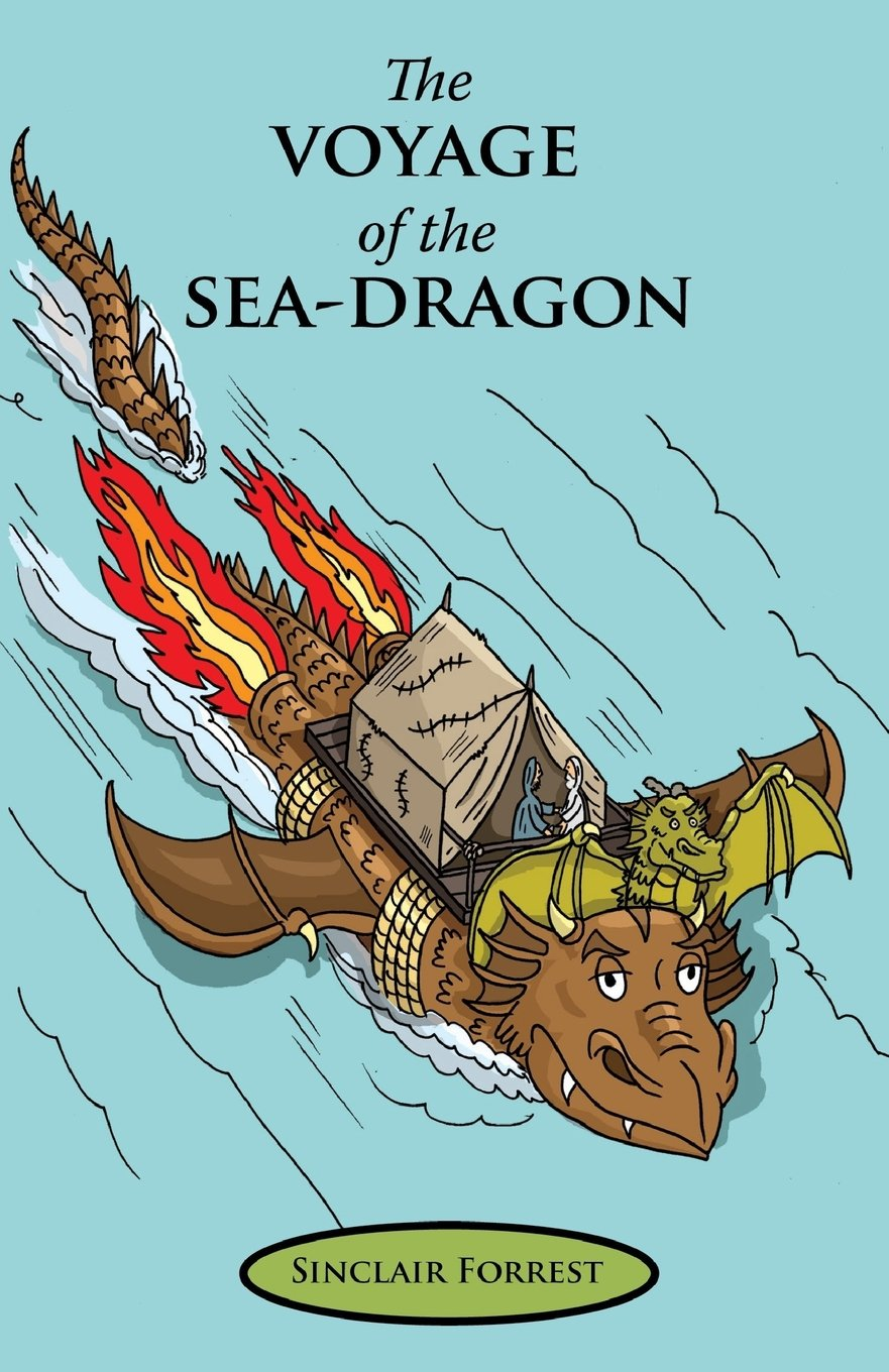 Read Online The Voyage of the Sea-Dragon PDF