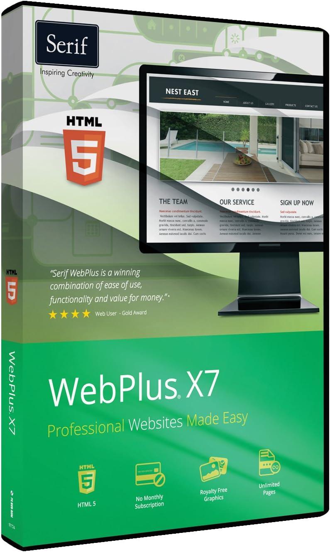 B00GX2BOGI US Serif Software WebPlus X7 71YuNIJnliL.SL1446_
