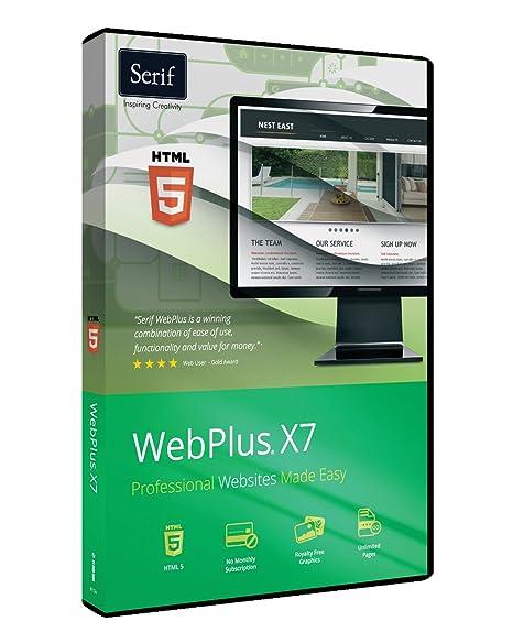 serif webplus x7