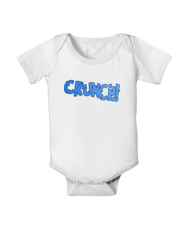 TooLoud Onomatopoeia Crunch Baby Romper Bodysuit