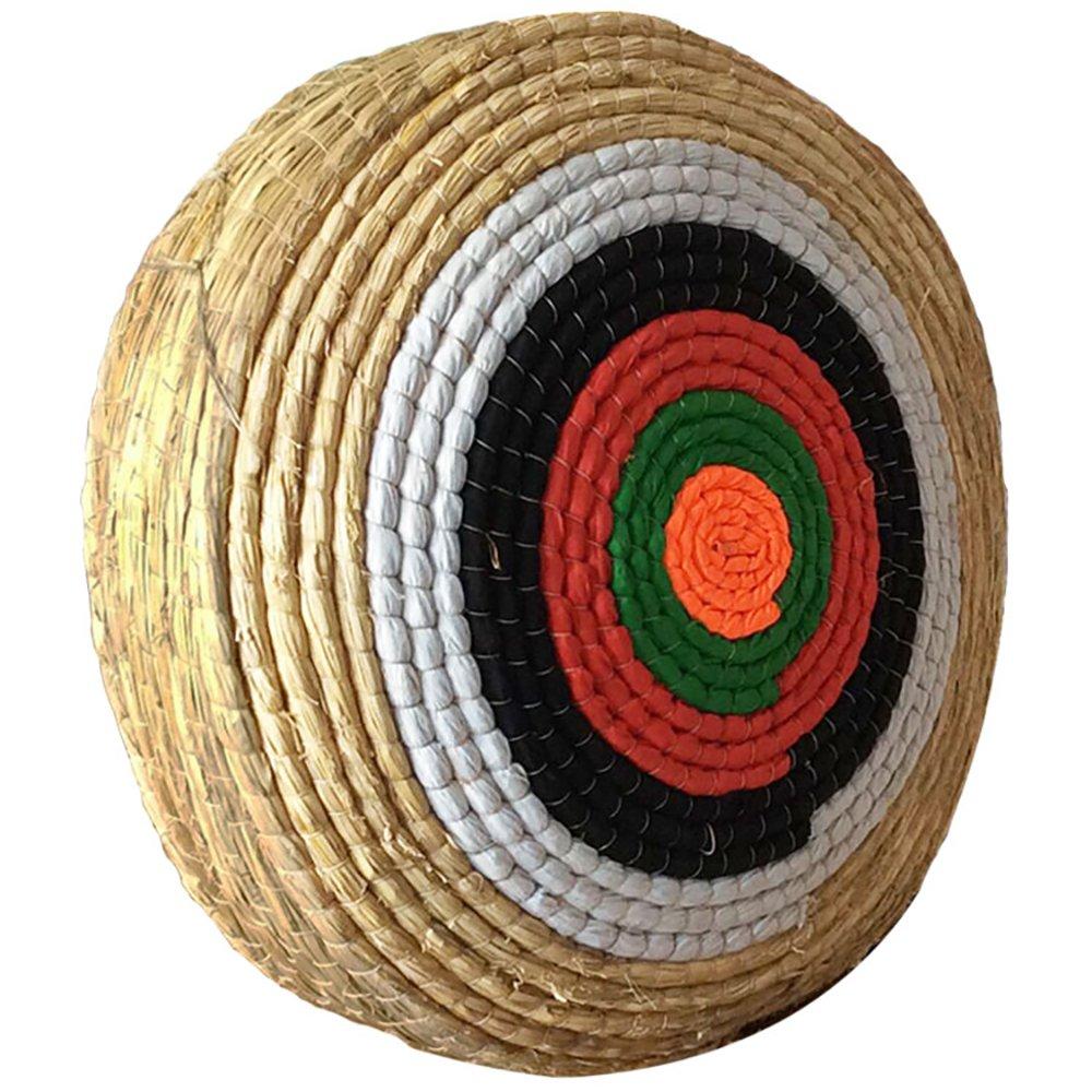 Tongtu Outdoor アーチェリーターゲット ダーツボード ストロー シューティング ポータブル 再利用可能 ハンティングシューティングボウの矢トレーニング練習 (D(60*60*15cm)) B07F1MX95L D(60*60*15cm) D(60*60*15cm)