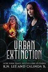 Urban Extinction: A New Adult Paranormal Fantasy (Shadow Eradicators Book 1) Kindle Edition