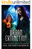 Urban Extinction: A New Adult Paranormal Fantasy (Shadow Eradicators Book 1)