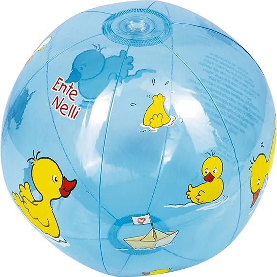 Spiegelburg 14816 Balón Pelota de Agua Hinchable Patito Ente Nelli ...