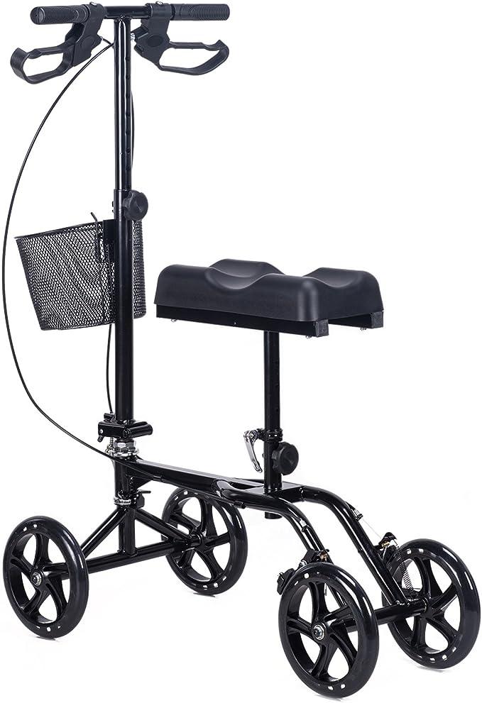 Amazon.com: co-z orientable plegable – Andador de rodilla ...
