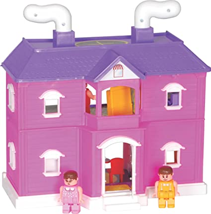 Toyzone My Family Doll House
