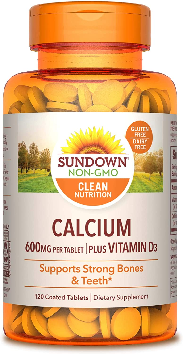 Sundown Calcium & Vitamin D by Sundo…
