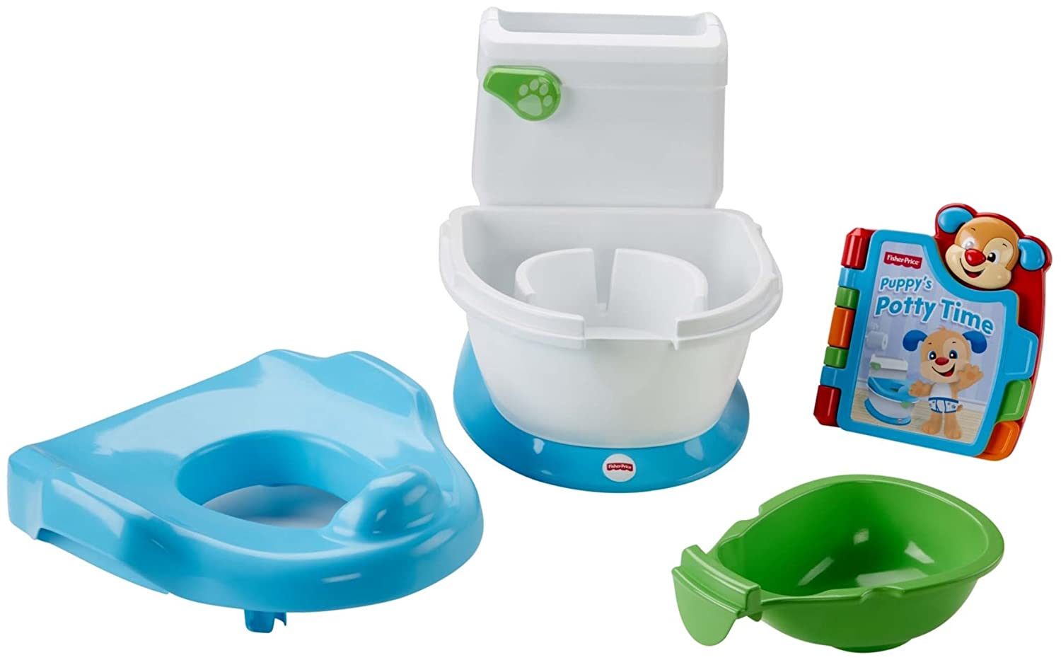 Puppy Potty Fisher-Price Laugh /& Learn Learn
