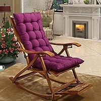 SHUNYUS Sallanan sandalye minderi, dolgulu oturma minderi, yüksek arkalıklı minder, uzun koltuk, baş desteği, şezlong…