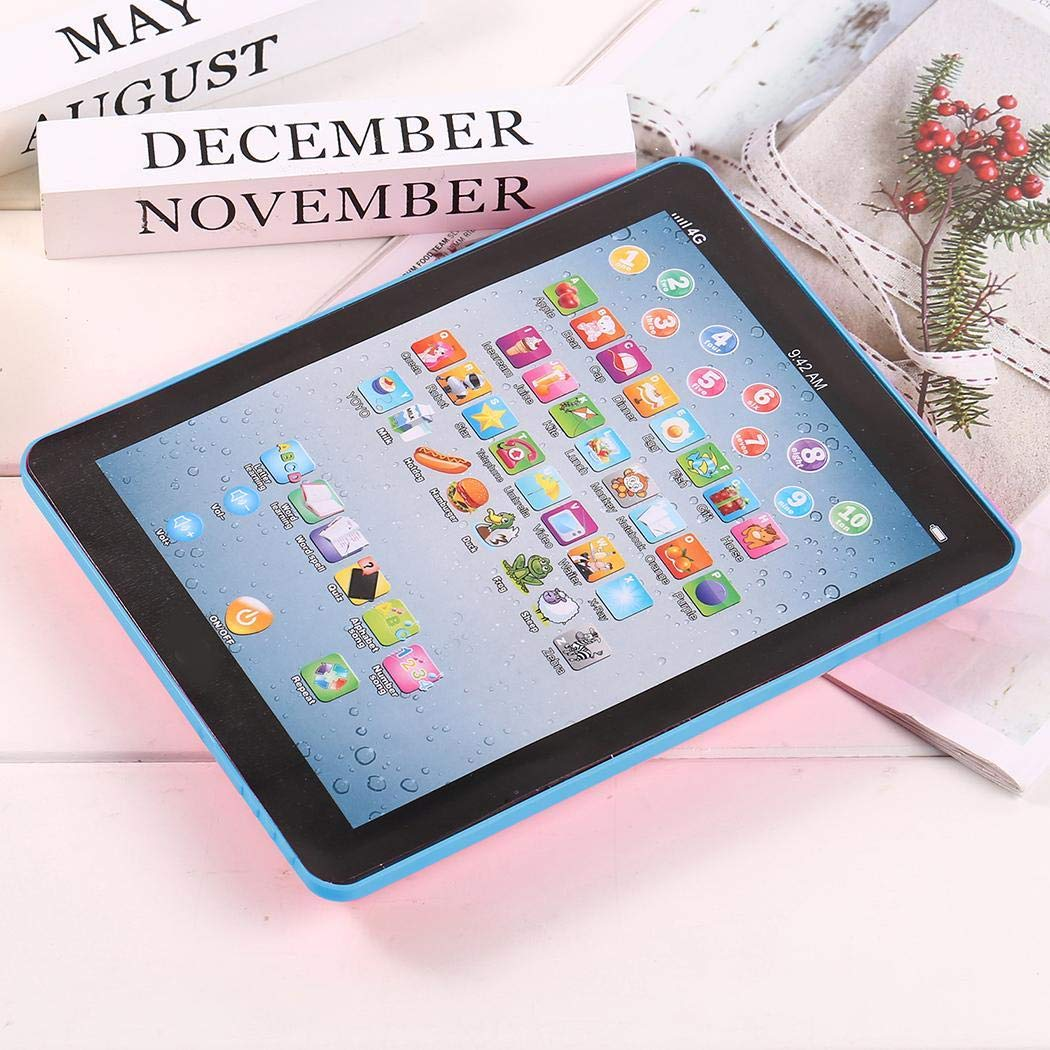 Etuoji Kids Pad Toy Pad Computer Tablet Education Learning Education Machine Touch Screen Tab Electronic Systems by Etuoji (Image #5)