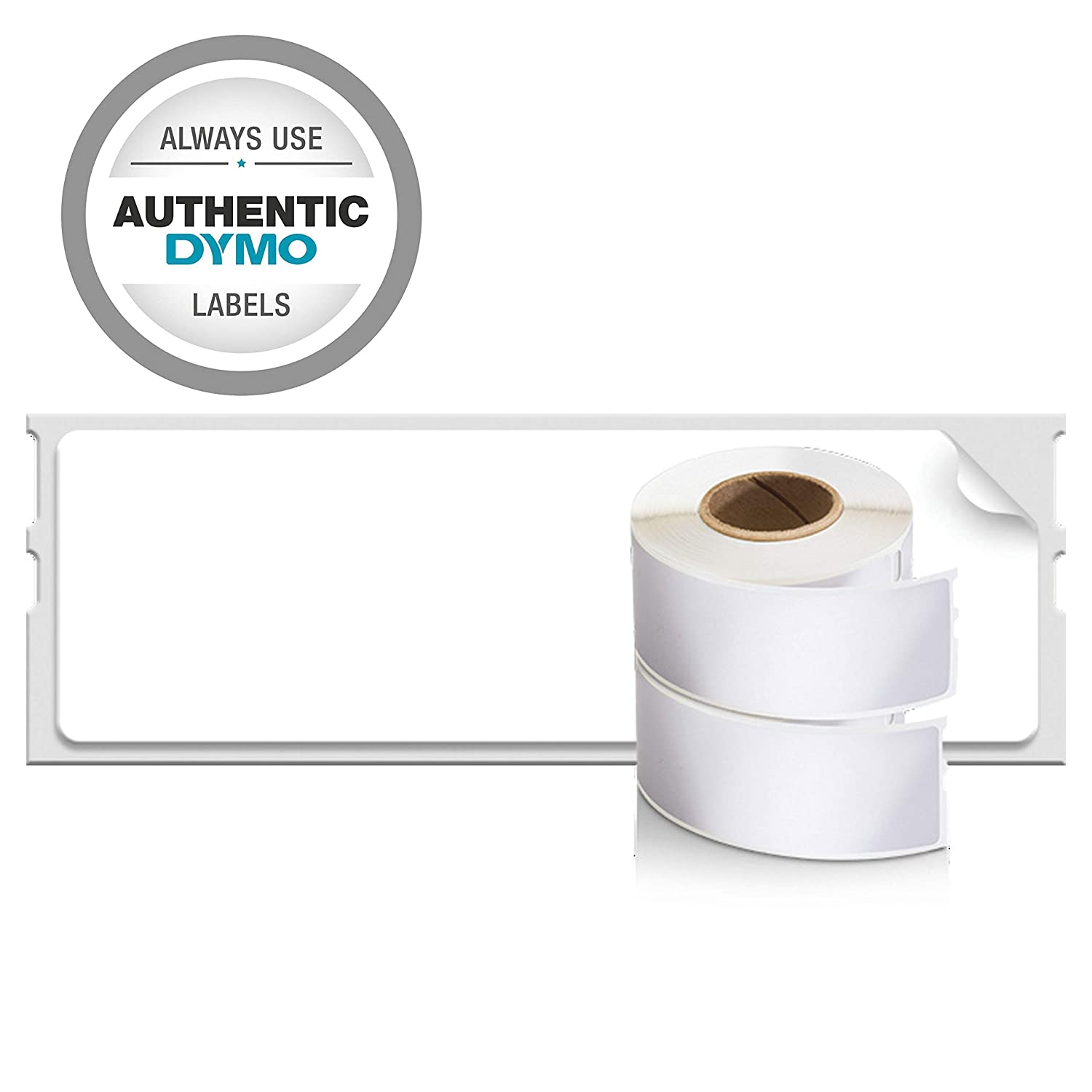 Dymo 30252 Label Writer Self-Adhesive Address Labels,White, Roll of 350