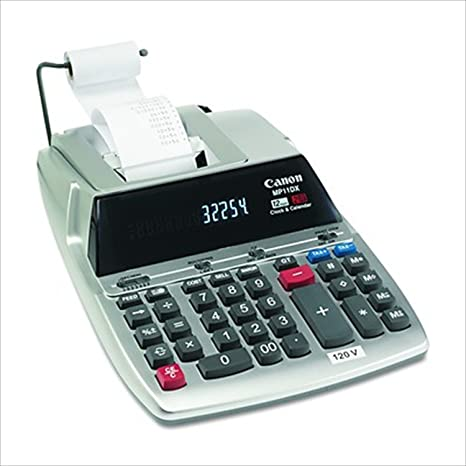 Amazon.com: cnmmp11dx – Canon MP11DX calculatormp11dx de ...