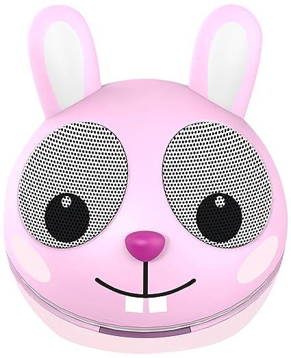 Amazon.com: Zoo-Tunes Portable Mini Character Speakers for MP3 ...